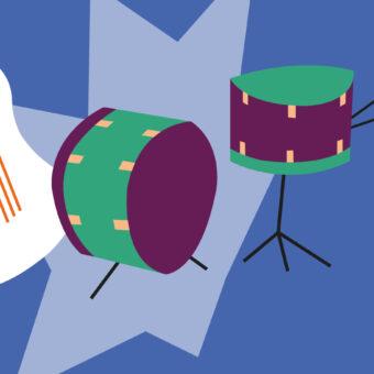 Spelen in een band